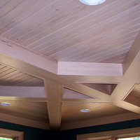 02 Coffered Ceiling