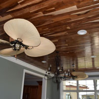 Cloth Paddle Ceiling Fans
