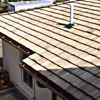 01 Roofing Wood Shingles